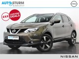 Nissan Qashqai 1.2 N-Connecta | Panoramadak | Trekhaak | 360° Camera | Navigatie | Cruise & Cli