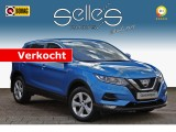 Nissan Qashqai 1.2 Acenta Connect | NAVIGATIE | CAMERA | SAFETY PACK