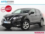 Nissan Qashqai 1.2 Acenta Connect Pack | Trekhaak | Navigatie | Camera | Cruise & Climate Contr