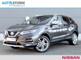 Nissan Qashqai 1.3 DIG-T N-Motion | Panoramadak | 19'' Velgen | LED Koplampen | Orange Stitchin