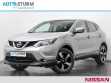 Nissan Qashqai 1.2 N-Connecta Automaat | Navigatie | 360° Camera | Keyless Entry | Cruise & Cli
