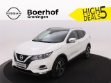 Nissan Qashqai 1.3 DIG-T N-Connecta 140PK APPLE CARPLAY 2.750.- euro VOORRAADVOORDEEL