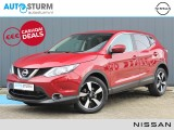 Nissan Qashqai 1.2 Connect Edition | Navigatie | 360° Camera | Keyless Entry | Lage KM-Stand |