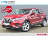 Nissan Qashqai 1.2 Acenta Connect Pack | Navigatie | Camera | Cruise & Climate Control | DAB |