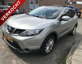 Qashqai 1.2 115pk DIG-T Connect Edition