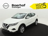 Nissan Qashqai 1.3 DIG-T 140 ACCESS EDITION 5x5x5 deal/ 394.- Euro Private Lease