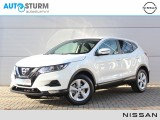 Nissan Qashqai 1.2 Acenta Ace Connect Pack Automaat | Trekhaak | Navigatie | Camera | DAB | Cru