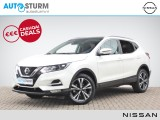 Nissan Qashqai 1.6 N-Connecta Design Pack *1500kg Trekgewicht* | Panoramadak | 360° Camera | Tr