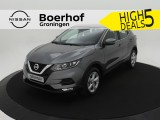Nissan Qashqai 1.3 DIG-T 140 ACCESS EDITION 5x5x5 deal/ 396.- Euro Private Lease