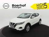 Nissan Qashqai 1.3 DIG-T 140 ACCESS EDITION 5x5x5 deal/ 389.- Euro Private Lease