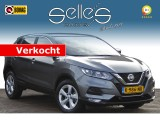Nissan Qashqai 1.3 DIG-T Acenta | Automaat | Navigatie | Camera | Safety pack