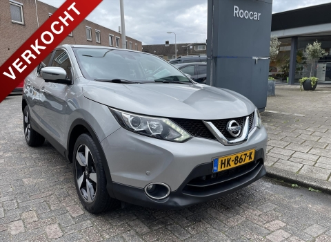 Qashqai 1.2 DIG-T Connect Edition Automaat