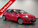 "Opel Astra 1.4 Turbo Design Edition Navigatie Clima Cruise PDC Trekhaak 17""LM 141 PK!"