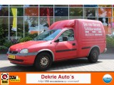 Opel Combo 1.7 D / RADIO-CD / EL. PAKKET / TREKHAAK