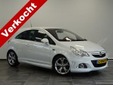 "Opel Corsa 1.6-16V Turbo OPC Navigatie Clima Cruise 17""LM 192 PK!"