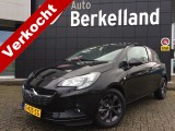 Opel Corsa 1.4 Black Edition*90PK* Camera*Cruise*Stoel+Stuurverw*PDC v+a* Slechts 9112 KM!!