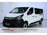Opel Vivaro 1.6 CDTI Edition 115pk L2H1 Airco, Camera, Navi, 9 Persoons, Prijs is incl. BTW/
