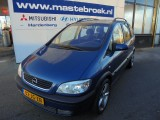 Opel Zafira 2.2-16V ELEGANCE Neuwe APK / Airco / Cruise control / 7-persoons Staat in Harden