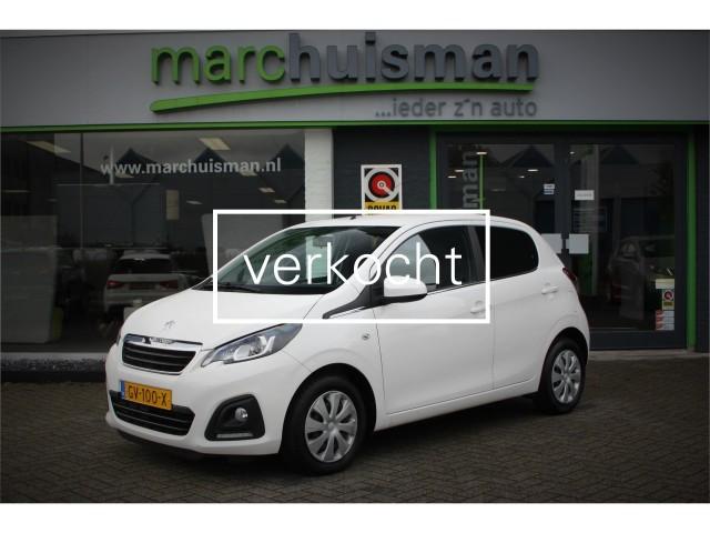 Peugeot 108 1 0 E Vti Active 5 Drs Airco Nl Auto Tweedehands