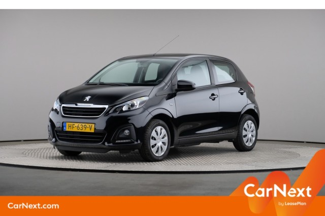 Peugeot 108 1 0 E Vti Blue Lease Airconditioning Tweedehands