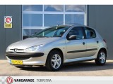 Peugeot 206 1.4 HDI ONE-LINE (68pk) 5-Drs/ Airco/ Cruise/ Elek.Pakket/ C.V. Afstand/ Multie-