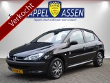 Peugeot 206 1.4 HDi X-Design DB RIEM is v.v. / 5 DEURS