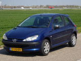 Peugeot 206 1.4 Pop' Art LMV/ABS/ELRMN/CPV