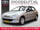 Peugeot 206 1.4 FOREVER 5DRS+AIRBAGS+ AIRCO INCL NIEUWE DISTRIBUTIE