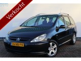 Peugeot 307 SW 2.0 16V 136pk,Panoramadak, Clima,Cruise,Lmv,Radio/cd,Trekhaak,
