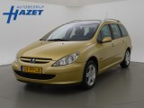Peugeot 307 SW 2.0 16V 136 PK NAVTECH APK 12-2021 + NAVIGATIE / PANORAMA / CLIMATE / CRUISE