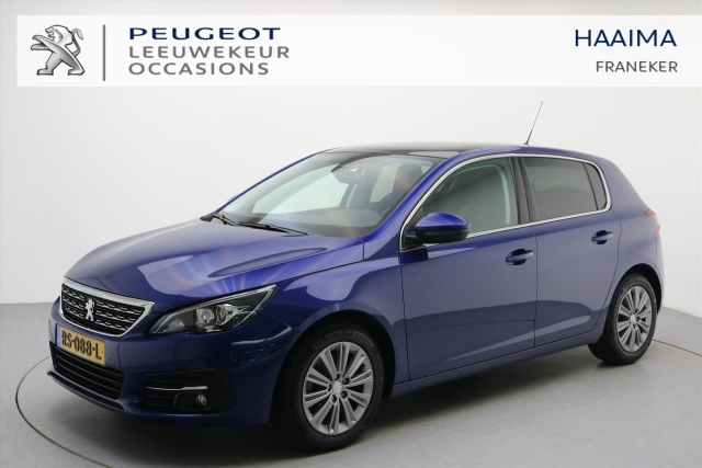 Peugeot 308 1 6 Bluehdi 120pk Blue Lease Premium Tweedehands