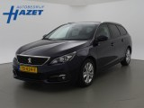 Peugeot 308 SW 1.2 BLUE LEASE EXECUTIVE + PANORAMA / APPLE CARPLAY / NAVIGATIE / DAB / DODE