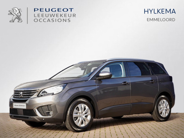 Peugeot 5008 1 2 Puretech 130pk Blue Lease Executive Voorraad