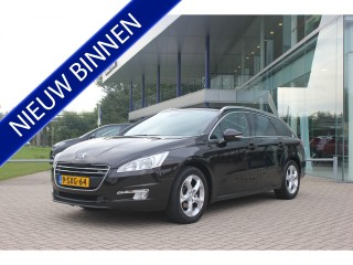 Uitblinker: Peugeot 508 SW 1.6 E-HDI BLUE LEASE EXECUTIVE 115PK