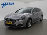 Peugeot 508 SW 1.6 e-HDi AUT. PREMIUM + TREKHAAK / LED / PANORAMA / HEAD-UP / NAVIGATIE