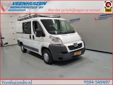 Peugeot Boxer 2.2 HDI 111 PK Dubbele Cabine Airco