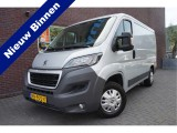 Peugeot Boxer 2.2 HDI L1H1 XR 3 Zit 330 Navi Camera Airco Cruise Actie