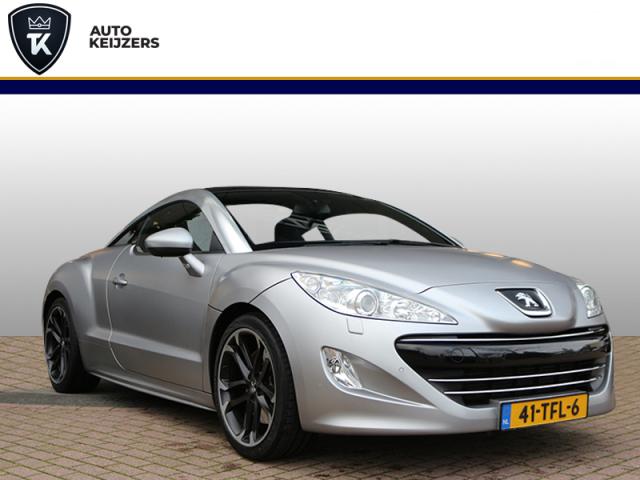 Peugeot Rcz 1 6 Thp Asphalt 200 Pk Mat Grijs Navi Leer Xenon Zondag