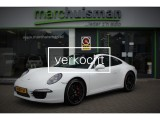 Porsche 911 991 3.8 Carrera 4S PDK / SP.CHRONO / SP.UITLAAT / SCHUIFDAK / 2E PAASDAG OPEN