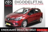 Renault Clio Estate 1.2 TCe Airco.Cruise.Navi-dock.Topstaat.2018 !