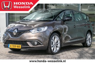 Grand Scenic 1.3 TCe Intens 7p. Automaat - All in rijklaarprijs | Trekhaak | Navigatie | Two-