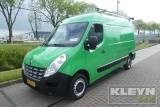 Renault Master 2.3 DCI 125 L airco, navi, imperia