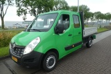 Renault Master 2.3 DCI 165 D dub.cabine, airco,na