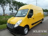 Renault Master 2.3 DCI 125 L extra lang, extra ho