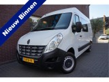 Renault Master 2.3 dCi L2H2 Dubbel Cabine T33 6 Persoons !