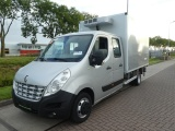 Renault Master 2.3 DCI D.CAB dubbele cabine koele