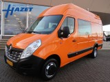 Renault Master T35 2.3 DCI 165 PK L3H3 D.C. 6-PERS. DUBBEL LUCHT + AIRCO