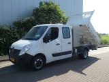 Renault Master 2.3 dci dub.cabine kippe