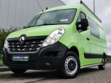 Renault Master 2.3 dci 130, dubbele cab