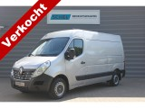 Renault Master T35 2.3 dCi L2H2 145pk Euro 6 - Airco - Vloerplaat - All season - PDC achter
